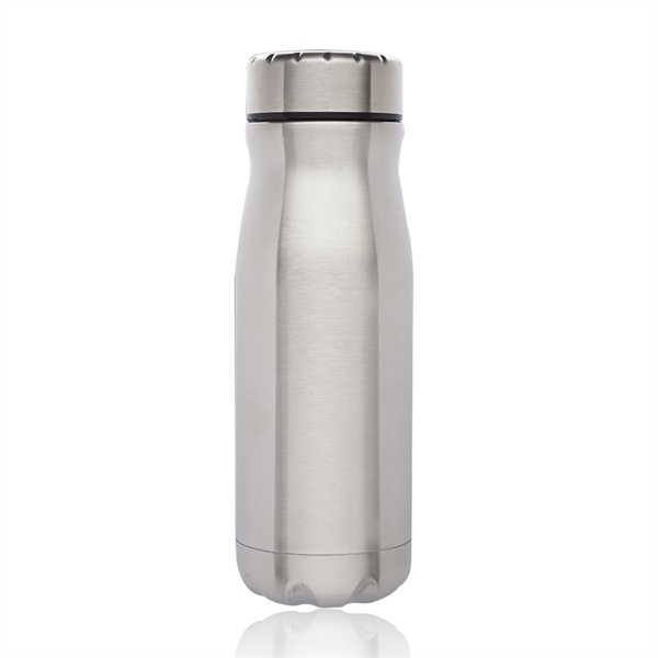 Stratton 18 oz. Stainless Steel Water Bottle