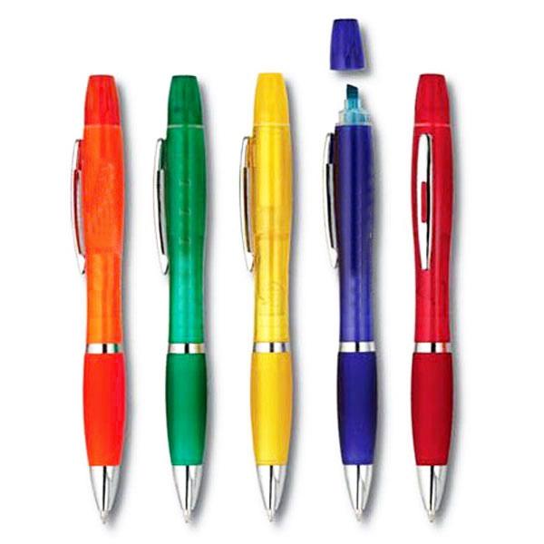 Promotional Combo Highlighter Pen