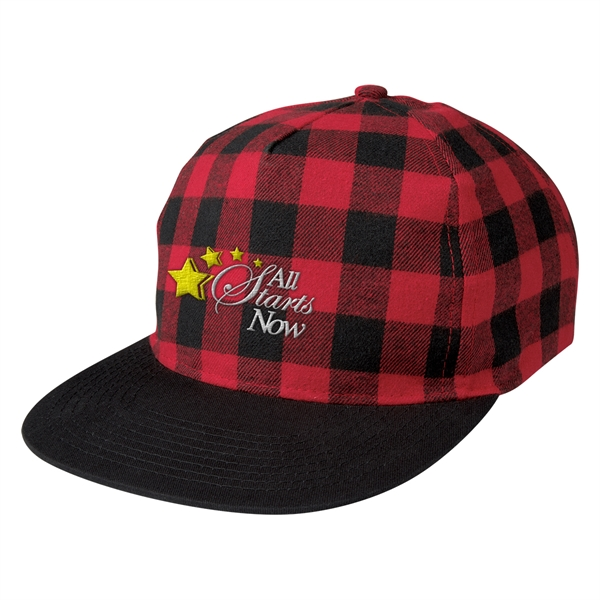 Northwoods Structured Cap