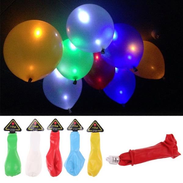 LED Light Up Balloons