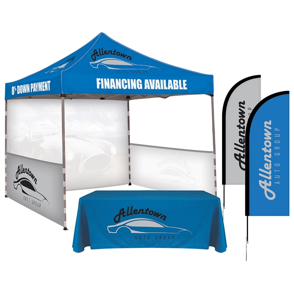 Tent Package F