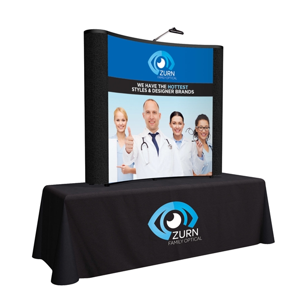 6' ARISE Tabletop Display Kit (Mural with Fabric Ends)