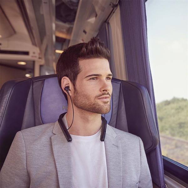 Sony Premium In-Ear Wireless Noise Canceling Headphones