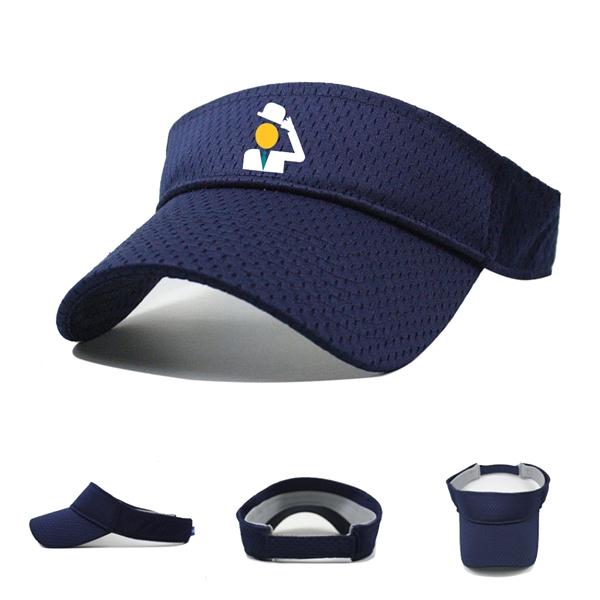 Mesh Sun Visor Hat