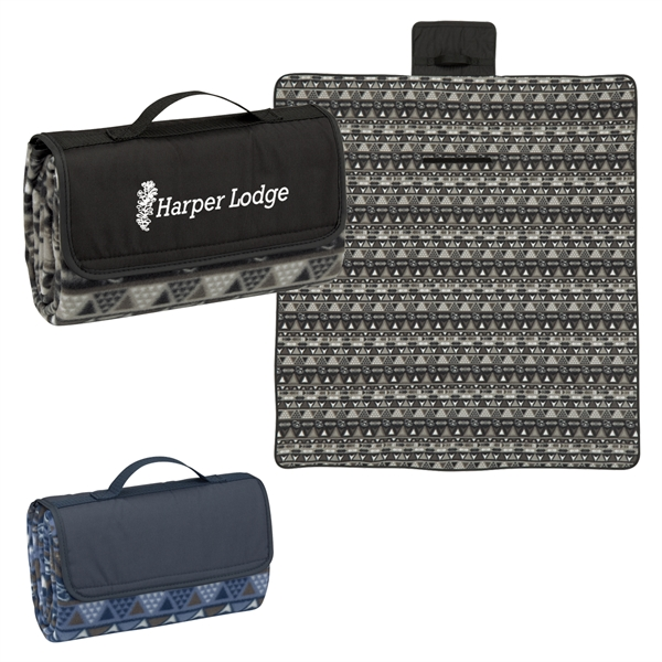 Canyon Roll-Up Blanket