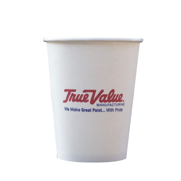 8 oz. Hot/Cold Paper Cup