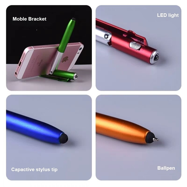 Multifunctional Bracket Ballpen