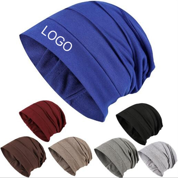 Cotton Winter Warm Caps Beanie Hats