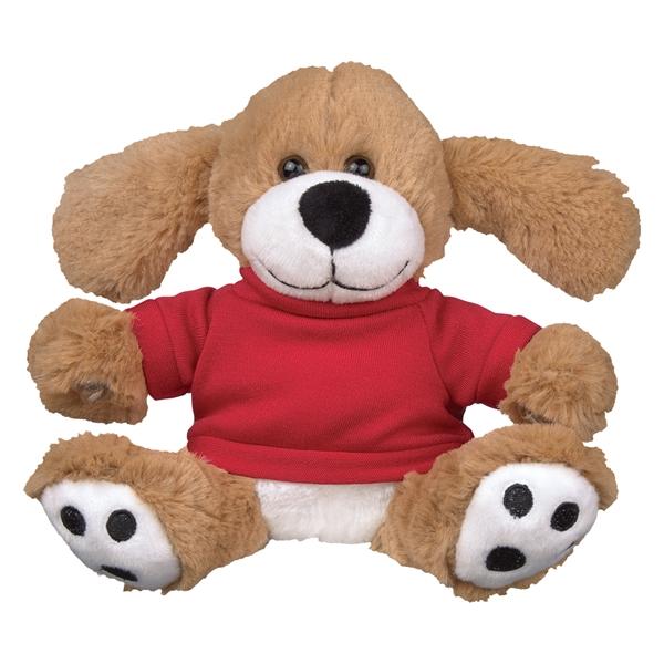 "6"" Hold-A-Card Dominic Dog"