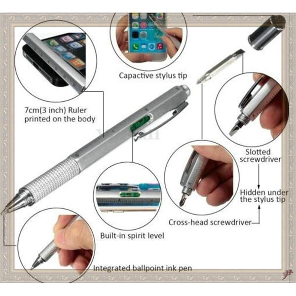 Multifunctional Tools Ballpan