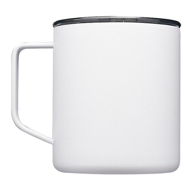 14 oz. Kenai Powder Coated Travel Mug