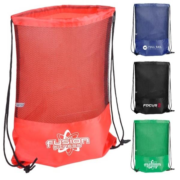 Primera Polyester Bag Drawstring - Primera Polyester Bag Drawstring