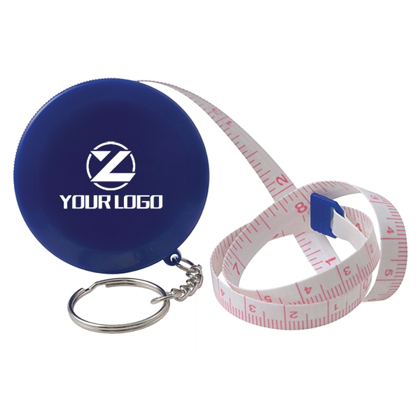 Measuring Tape With Key Chain