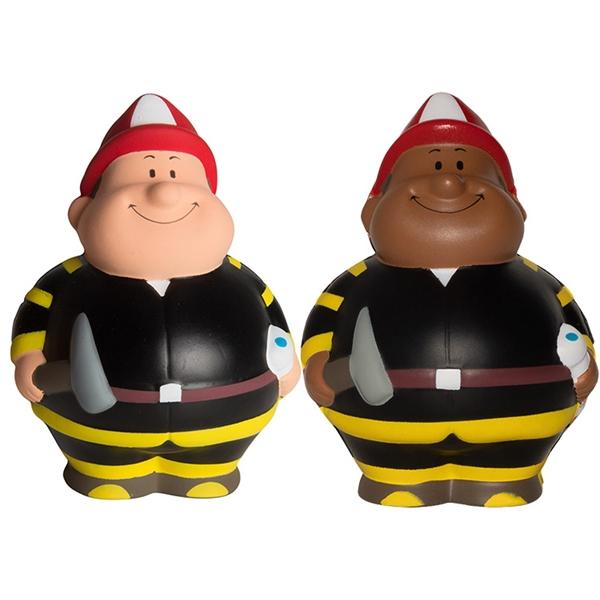 Squeezies (R) Fireman Bert (TM) Stress Reliever