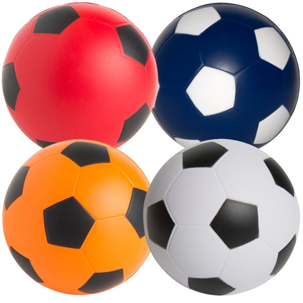 Squeezies (R) Soccer Ball Stress Reliever