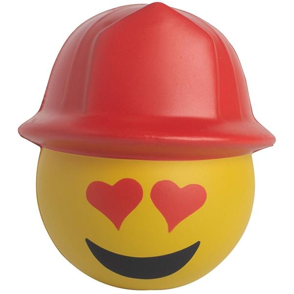 Firefighter Emoji Stress Reliever