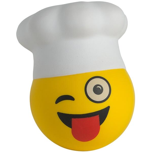 Chef Emoji Stress Reliever