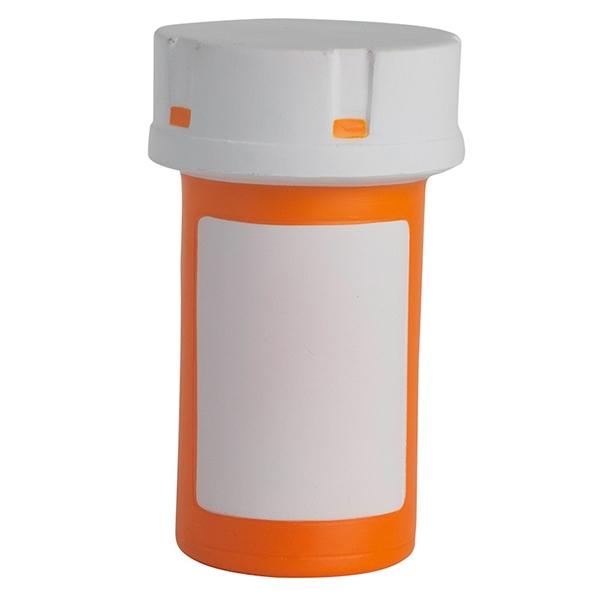 Pill Bottle Stress Reliever