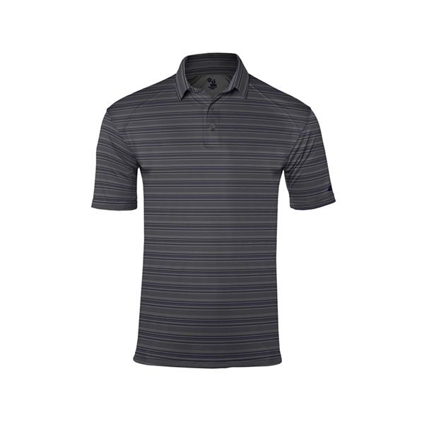 Badger Striped Sport Shirt