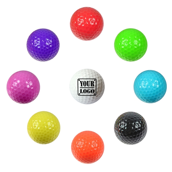 Promotional Gift Golf Ball
