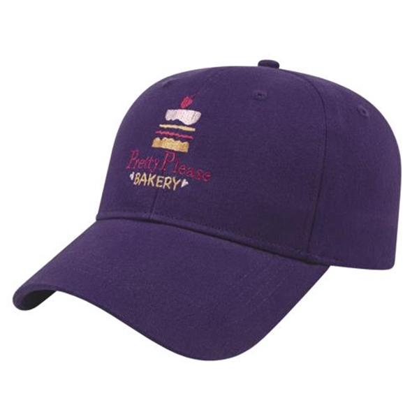 Lightweight Low Profile Cap