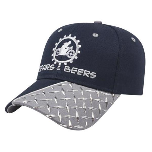 Tread Plate Cap