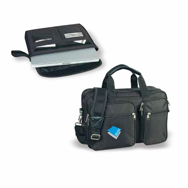 Expandable Laptop Portfolio, Briefcase, Messenger Bag