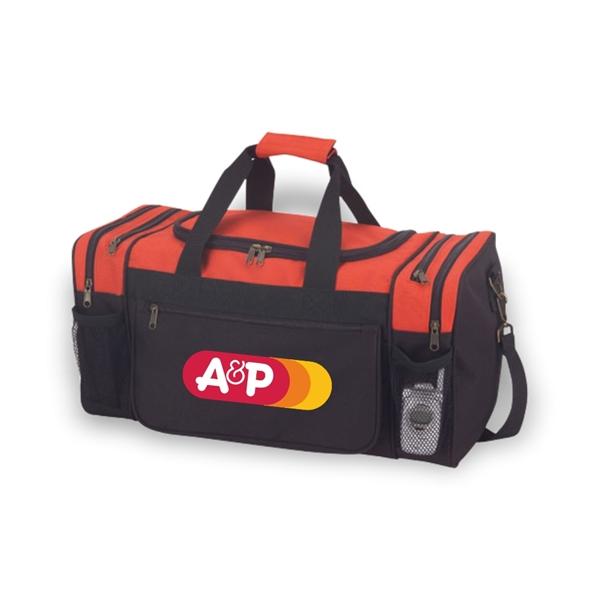 Sports Duffle Bag, Travel Bag, Gym Bag