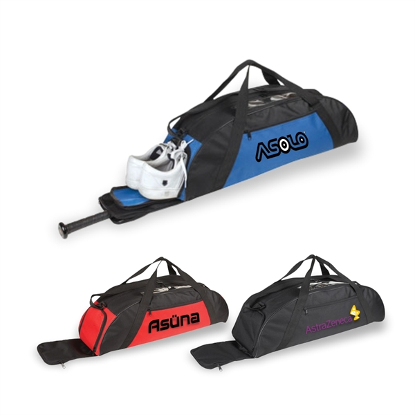 Summit Baseball Equipement Duffle, Travel Bag, Gym Bag