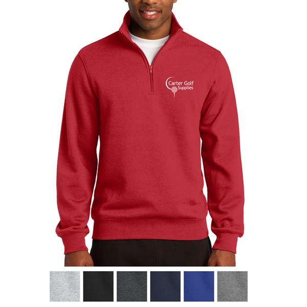 Sport-Tek Tall 1/4-Zip Sweatshirt