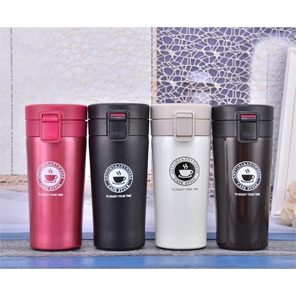 Premium Travel Coffee Mug