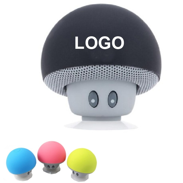 Mini Mushroom Wireless Portable Speaker