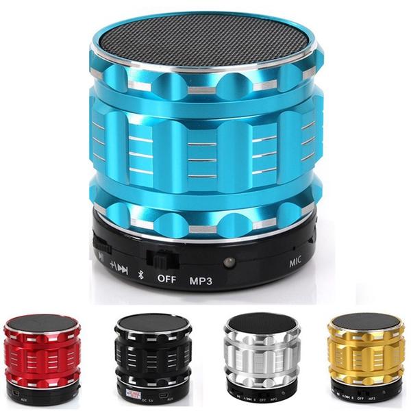 Mini Cylinder Wireless Speaker