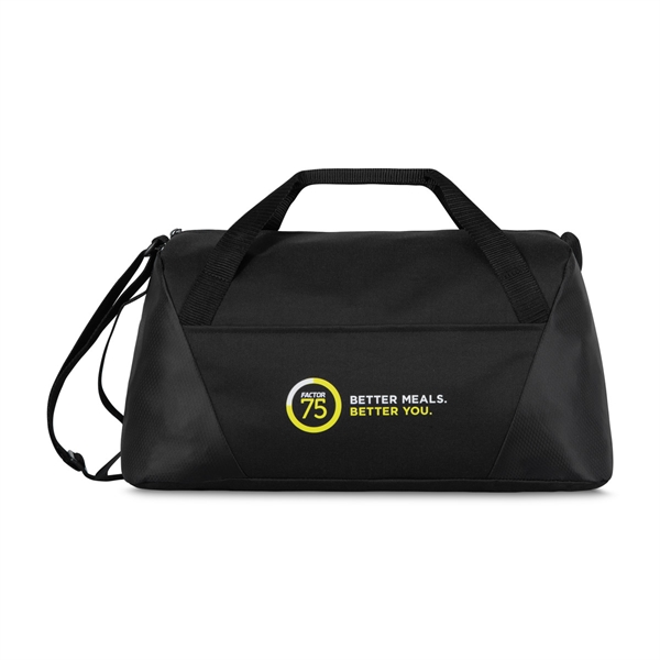 Geometric Sport Bag