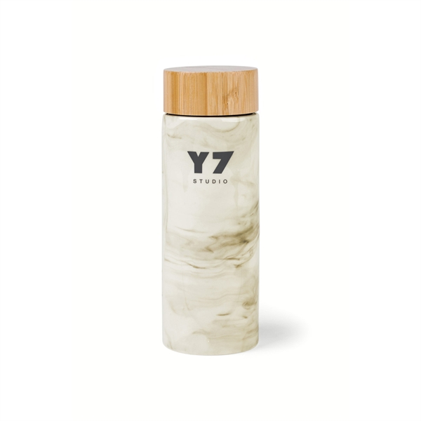 Celeste Bamboo Ceramic Bottle - 10 Oz.