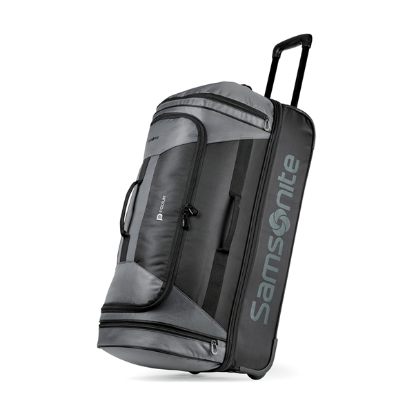 "Samsonite Andante 2 28"" Drop Bottom Wheeled Duffel"