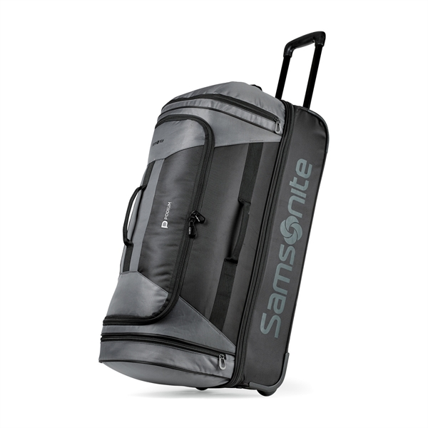 "Samsonite Andante 2 32"" Drop Bottom Wheeled Duffel"