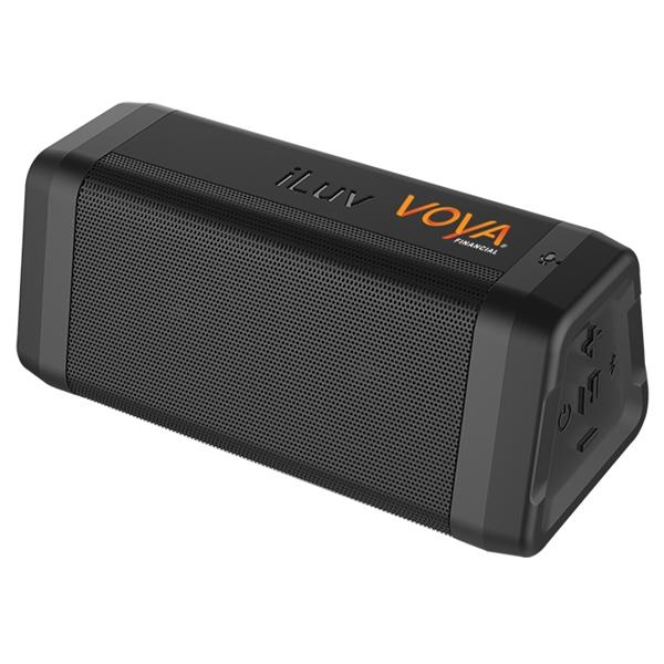 iLuv® Water-Resistant Bluetooth® Mini Speaker