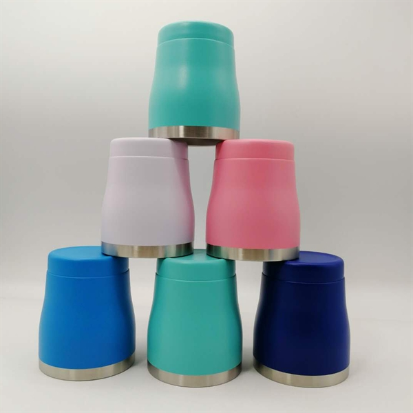 12 Oz Double Wall Vacuum Insulated Travel Tumbler Cup