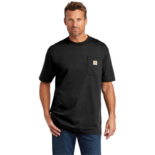 Carhartt Tall Workwear Pocket Short Sleeve T-Shirt.