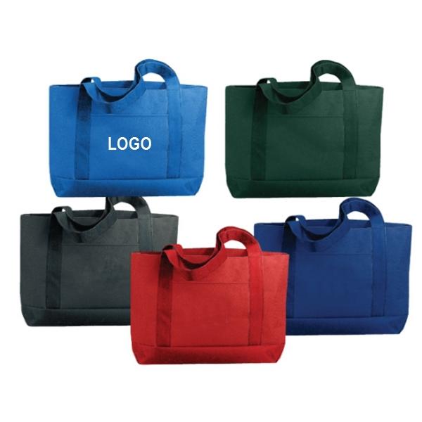 600 Denier Polyester Tote Bag