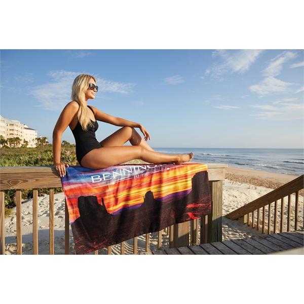 Pro Vision Platinum Beach Towel