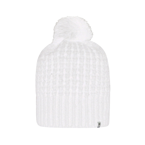Top Of The World Adult Slouch Bunny Knit Cap