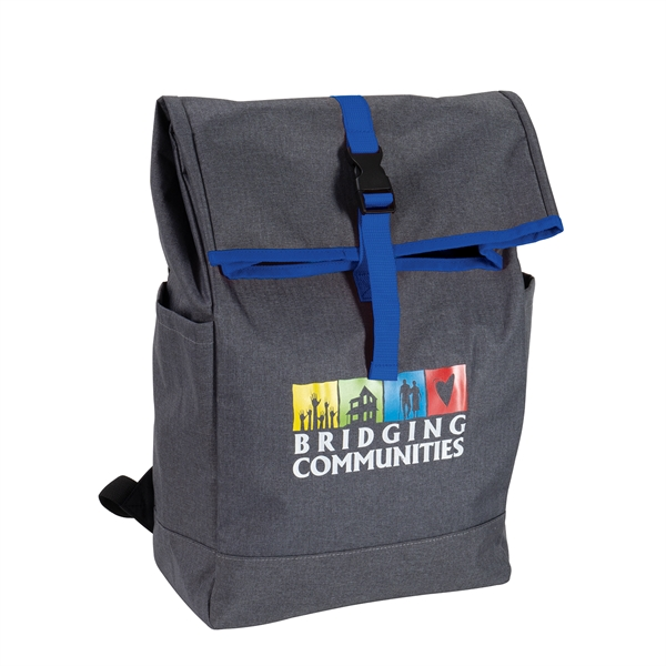 Wide Mouth Backpack