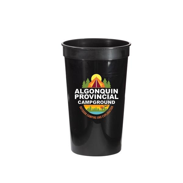 22oz. Full Color Stadium Cup