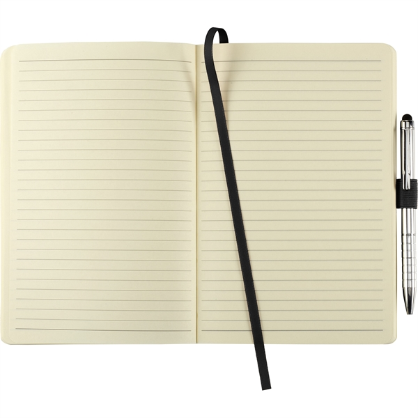 "5.5"" x 8.5"" Heathered Soft Bound JournalBook"