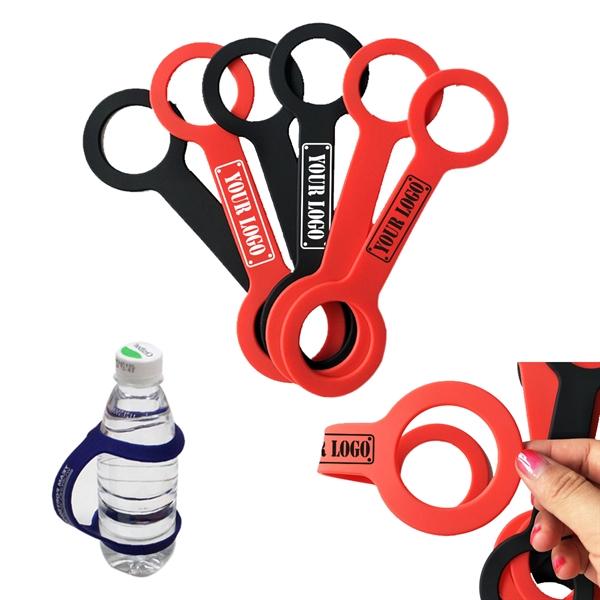 Silicone Bottle Holder Strap