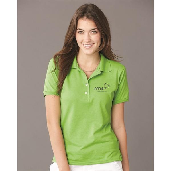 Jerzees® Women's Spotshield™ 50/50 Sport Shirt