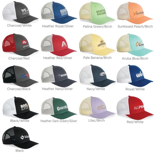 Richardson® Low Profile Trucker Cap