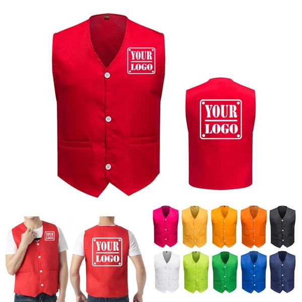 Waiter Vest Uniform